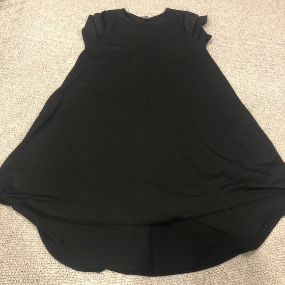 LuLaRoe Dresses & Skirts - Lularoe Black Carly